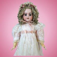 Simon & Halbig 1079 DEP Antique German Bisque Head Doll