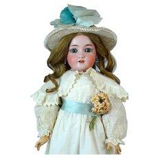 Cuno & Otto Dressel Antique German Bisque Head Doll