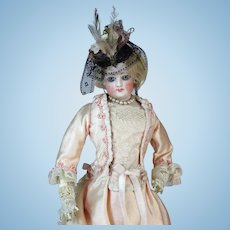 Antique French Fashion Doll Francois Gaultier
