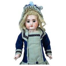 Bahr & Proschild 261 Rare Antique German Bisque Head Doll