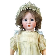Kammer & Reinhardt 117А Rare Antique German Bisque Head Doll
