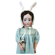 Alt, Beck & Gottschalck ABG 1362 Antique German Bisque Head Doll