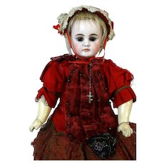 Bahr & Proschild 204 Antique Bisque Head Doll
