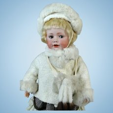 Johann Daniel Kestner 247 Antique German Bisque Head Doll