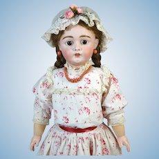 Bahr & Proschild Antique German Bisque Head Doll