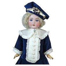 Johann Daniel Kestner JDK 171 Antique German Bisque Head Doll