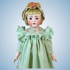 Franz Schmidt FS & Co 1295 Antique German Bisque Head Doll