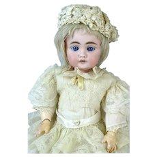 Johann Daniel Kestner 143 Antique German Bisque Head Doll