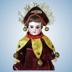 Francois Gaultier Antique French Bisque Head Doll
