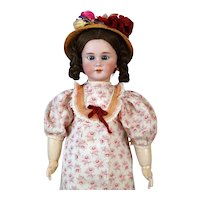 Simon & Halbig Jumeau S&H DEP Antique Bisque Head Doll