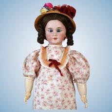 Simon & Halbig Jumeau S&H DEP Antique Bisque Head Doll