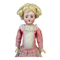 Bahr & Proschild BP 478 Antique German Bisque Head Doll