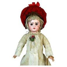 E6D Jumeau Emile Douillet Antique French Bisque Head Doll