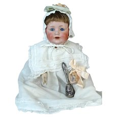 Kestner Baby Jean JDK 247 Antique German Bisque Head Doll