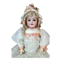 Heinrich Handwerck  HH 79 Antique German Bisque Head Doll
