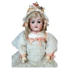 Heinrich Handwerck  HH 79 Antique German Bisque Head Doll