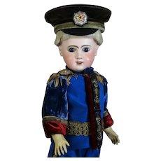 Jules Nicholas Steiner Phenix 93 Rare Antique French Doll