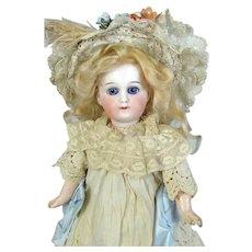 Belton Type Rare Antique German Bisque Head Doll