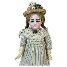 Ernst Heubach 1900 DEP Antique German Bisque Head Doll