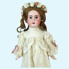 Bahr & Proschild B&P 260 DEP Antique German Bisque Head Doll