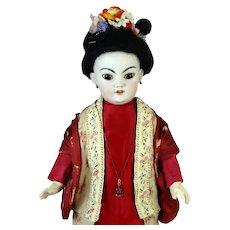 Simon & Halbig 1099 Rare Antique German Bisque Head Doll