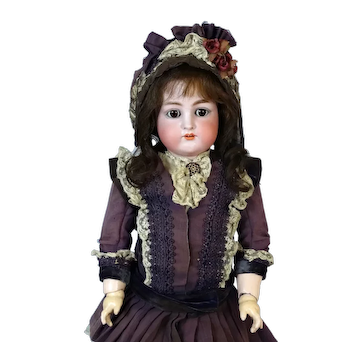Kammer & Reinhardt Simon & Halbig Antique German Bisque Head Doll