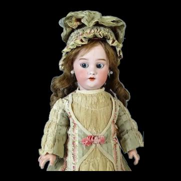 Antique Bisque Head Doll Simon & Halbig 1039 DEP