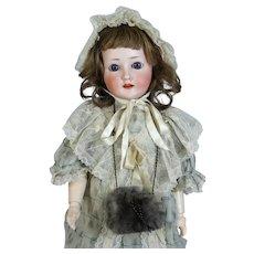 Revalo Ohlhaver Antique German Bisque Head Doll