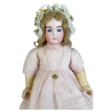 Johann Daniel Kestner 15 Antique German Bisque Head Doll
