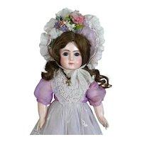 Jules Nicholas Steiner A 11 Antique French Bisque Head Doll