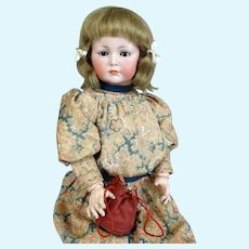 Antique German Bisque Head Doll Kammer & Reinhardt 117 A
