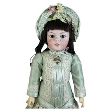 Simon & Halbig 1279 Antique German Bisque Head Doll