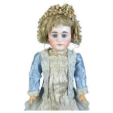 TR 813 Very rare antique German Doll by Unknown Maker