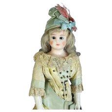 Early English Wax Doll