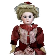 Rabery & Delphieu Antique French Bisque Head Doll