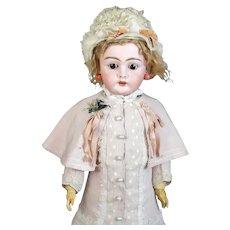 Bahr & Proschild 320 DEP Antique German Bisque Head Doll
