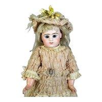 Etienne Denamur Antique French Bisque Head Doll