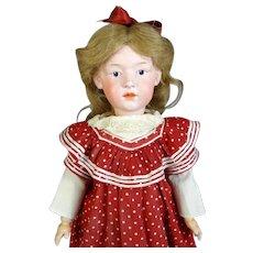 Heubach 6970 Antique German Bisque Head Doll