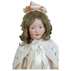 Johann Daniel Kestner 179 Antique German Bisque Head Doll
