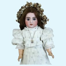 Antique French Bisque Head Doll Jumeau 5