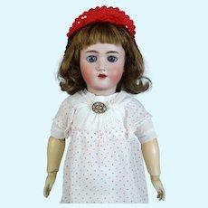 Antique German Bisque Head Doll Simon & Halbig Heinrich Handwerck