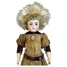 Antique German Bisque Head Doll Kaemmer & Reinhardt 192