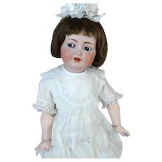 Antique German Bisque Head Doll Kammer & Reinhardt 126