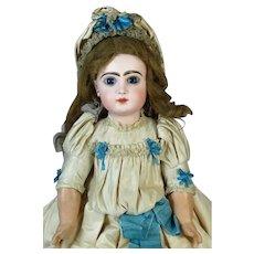 Antique French Bisque Head Doll Emile Jumeau 10