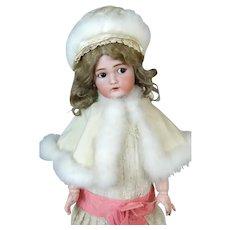 Kammer & Reinhardt Antique German Bisque Head Doll