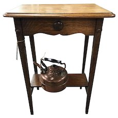 Early 20th Century Occasional Table