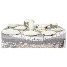 Rosenthal Porcelain Dinner Service