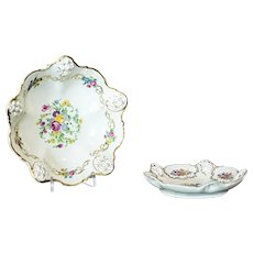 Two Rosenthal Epergnes from the Molier Series -- Circa 1930/40