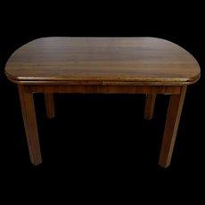Art Deco Extendable Table
