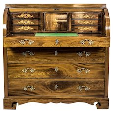 Antique Secretary Desk, Circa the 19th Century